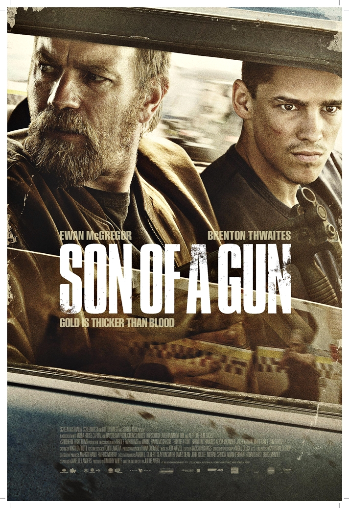 Póster: Son of a gun