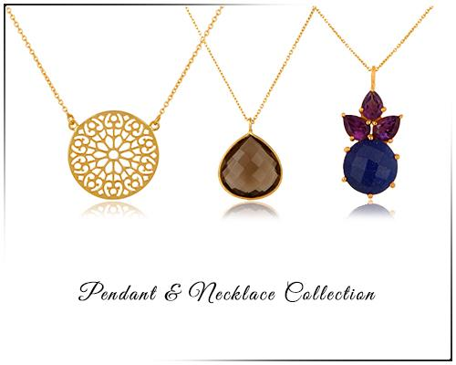 Store necklaces and jewellery