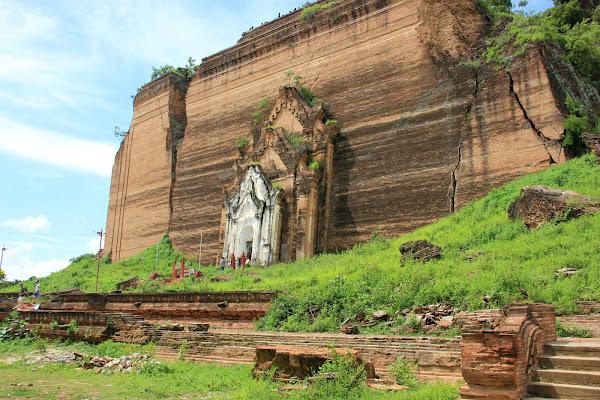 Pagoda Mingun Mantara Gyi