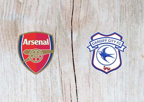 Arsenal vs Cardiff City Full Match & Highlights 28 January 2019