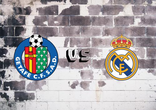 Getafe vs Real Madrid  Resumen y Partido Completo
