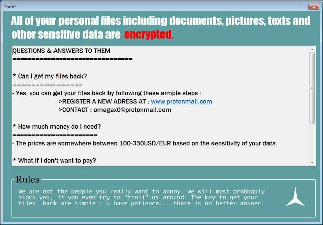 Remove .Litra file virus