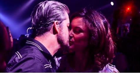 Poliana Bagatini e Victor Chaves negam agressao