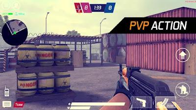 Download Maskgun: Multiplayer FPS Apk + Mod (Unlimited Ammo) Online & Offline gilaandroid.com