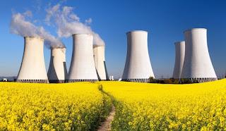 Gambar Pembangkit listrik tenaga nuklir (PLTN)