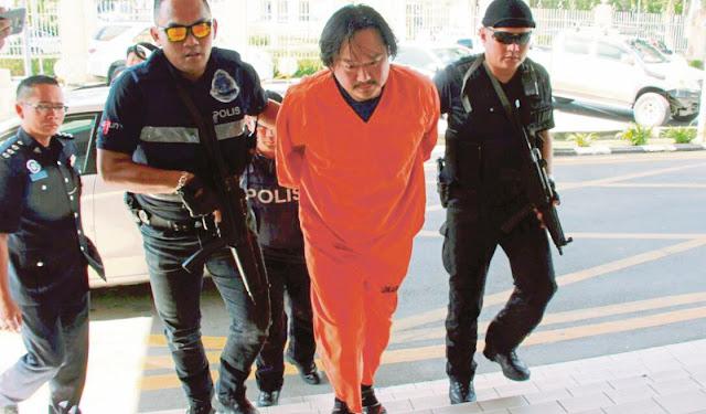 pembunuhan bill kayong