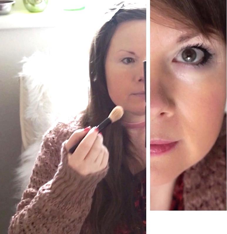 Relativ Augen größer schminken, Schlupflider - Lidschatten auftragen  VA11