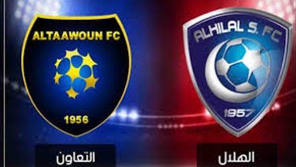 شاهد ملخص اهداف مباراة الهلال والتعاون  بتاريخ 29-04-2019 الدوري السعودي