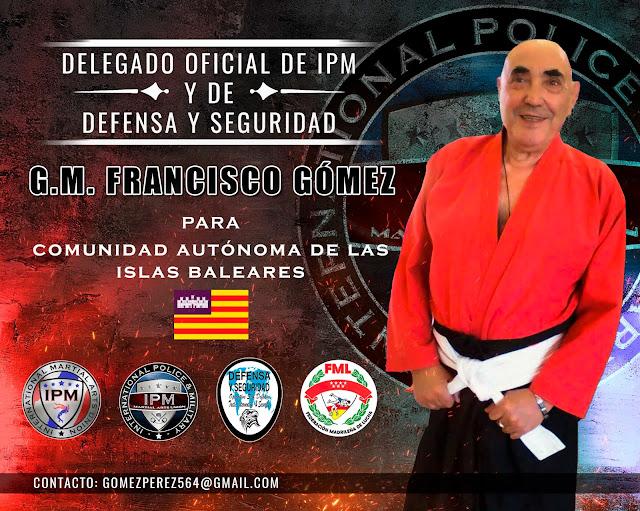 DELEGADOS IPM FRANCISCO GOMEZ