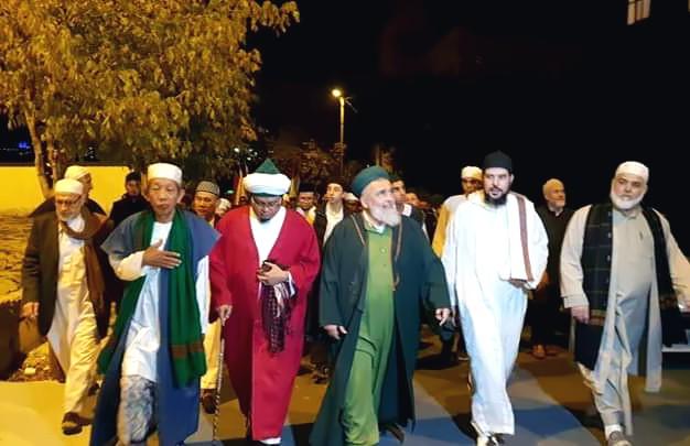 ulama internasional turki doakan prabowo sandi