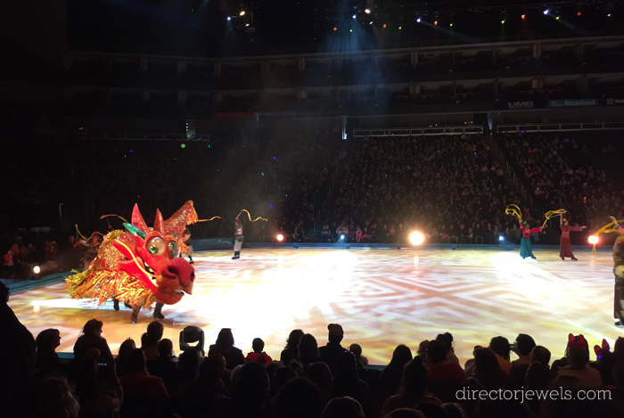 director jewels disney on ice 100 years of magic kansas city sprint center review. Black Bedroom Furniture Sets. Home Design Ideas