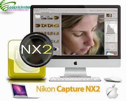 MAC Software : Nikon Capture NX2 v2.4.7 – Digital Photo Editing