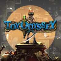 Toy Odyssey: The Lost and Found Game Logo