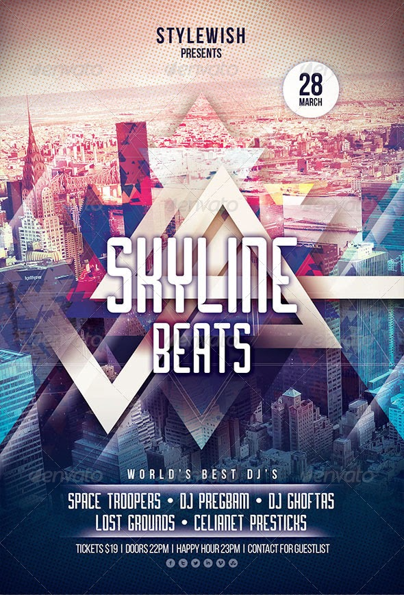 graphicriver.net/item/skyline-beats-flyer/6799155?ref=creapack