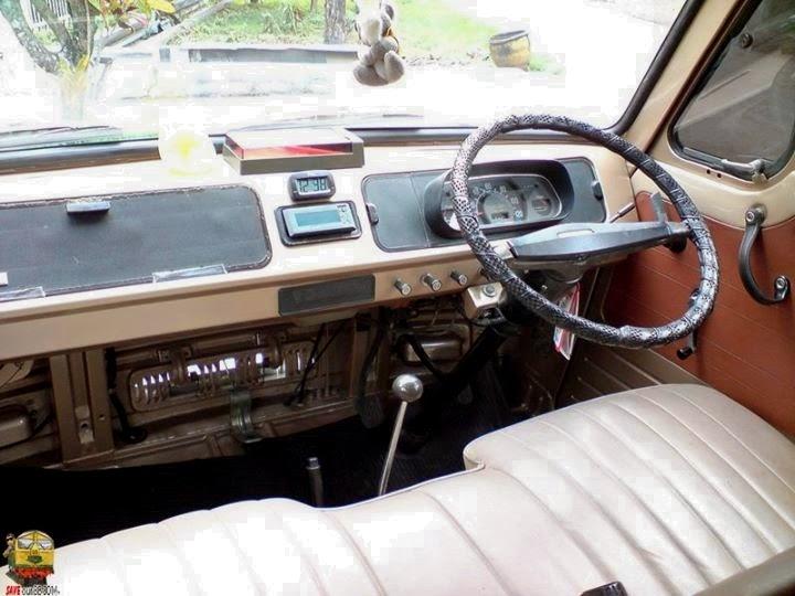 Mazda Bongo 1972 - PICTOMOTIF