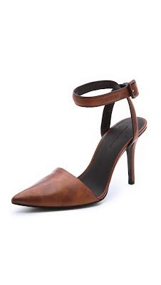 Zapatos de damas juveniles