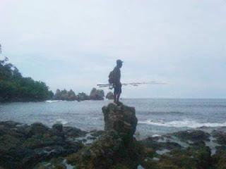 Spot landbase di Kamintara Tanggamus