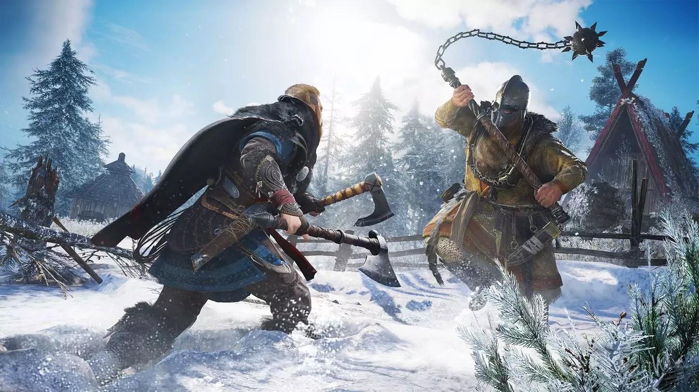 Assassin's Creed Valhalla - Ubisoft Forward 2021