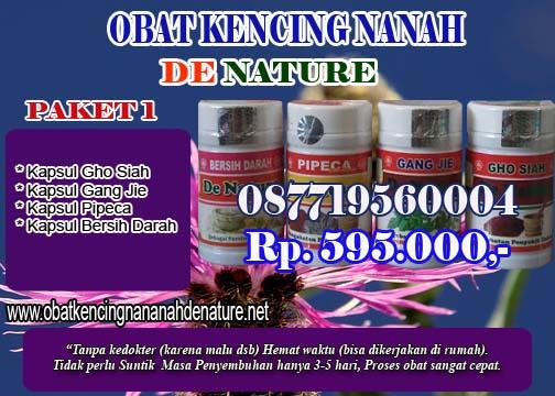 Obat Kencing Nanah Kroya