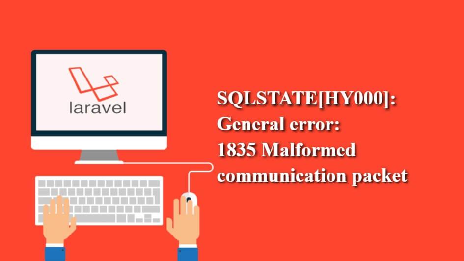 Mengatasi SQLSTATE[HY000]: General error: 1835 Laravel