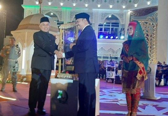 Jihar News, Aceh Besar juara Umum MTQ Aceh XXXIV