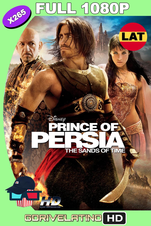 El Príncipe de Persia: Las Arenas del Tiempo (2010) BDRip FULL 1080p H265 10Bits Latino-Ingles MKV