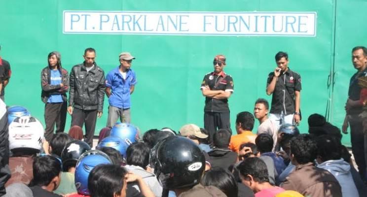 Kesepakatan Fsps Dengan Manajement Pt Parklane Furniture