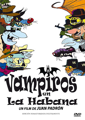 ¡Vampiros en La Habana! [1985] [DVD] [R1] [NTSC] [Latino]