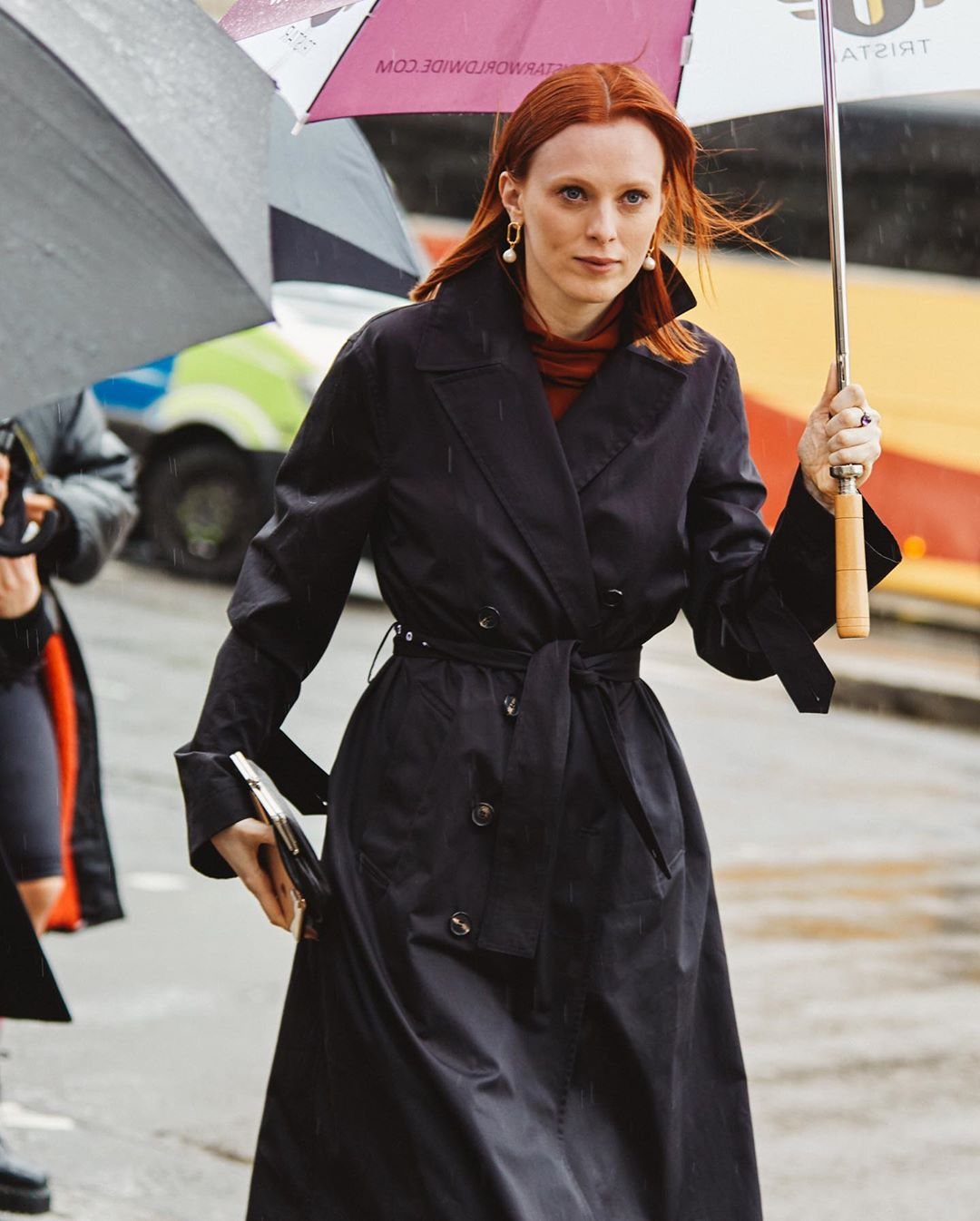 These Are Our Favorite Trench Coats to Buy and Wear Right Now