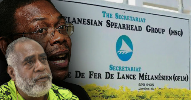 Blok Oposisi: Lebih baik MSG Ganti Nama Saja Menjadi Forum Ekonomi Melanesia (MEF)