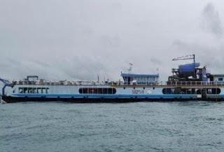 Dampak Karam Kapal Isap Produksi