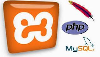 xampp logo trio1 - Pengertian  Fungsi Dan Bagian-Bagian  Xampp
