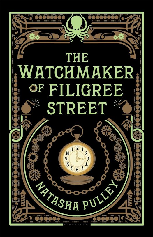 Review: The Watchmaker of Filigree Street by Natasha Pulley
