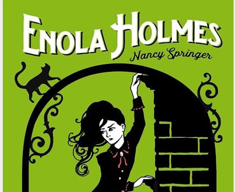 """ENOLA HOLMES"" Mira el nuevo estreno de Netflix! que salta del papel a la pantalla."