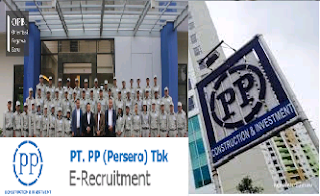 Lowongan Kerja MT BUMN PT PP (Persero) Tbk Desember 2016