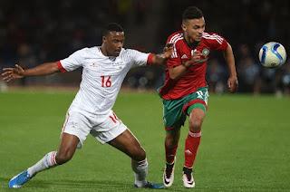 اون لاين مشاهدة مباراة المغرب وجزر القمر بث مباشر 13-10-2018 تصفيات كاس الامم الافريقية اليوم بدون تقطيع
