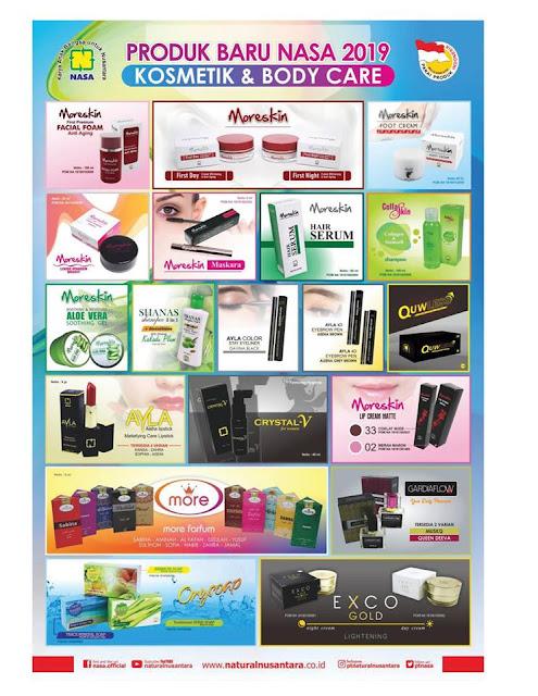 varian produk produk nasa