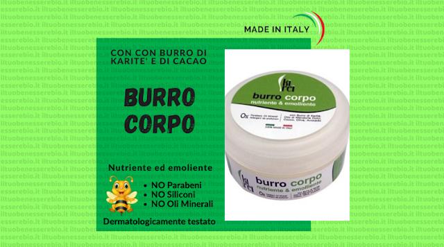 Kirei - Burro Corpo