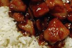 Food Court Bourbon Chicken Copycat