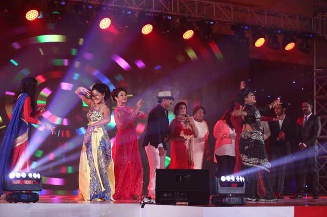Ruwangi Rathnayake dance