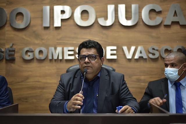 Prefeita do Ipojuca sofre derrota e justiça emite sentença favorável ao presidente da Câmara em votação do orçamento