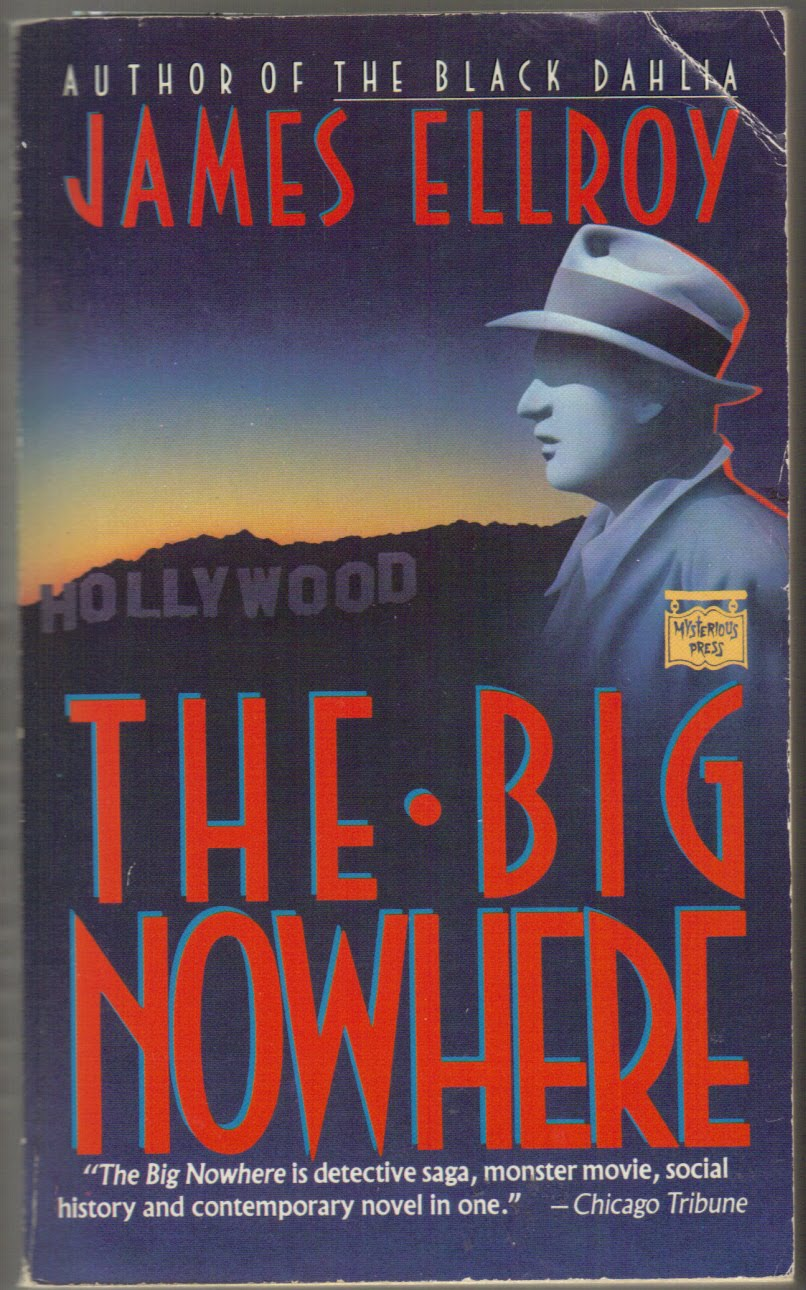 The Big Nowhere by James Ellroy (1988): Nightmare Movies