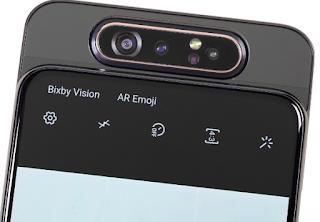 Samsung merupakan merk ponsel yang sangat terkenal dan diatas rata Review Spesifikasi Samsung A80, RAM 8GB yang Sangat Cepat