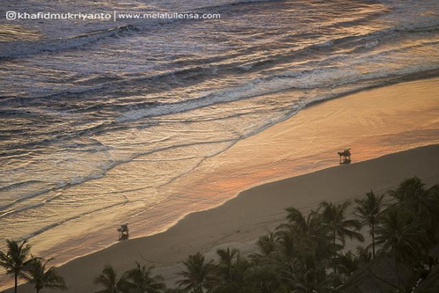 9 cara memotret di pantai
