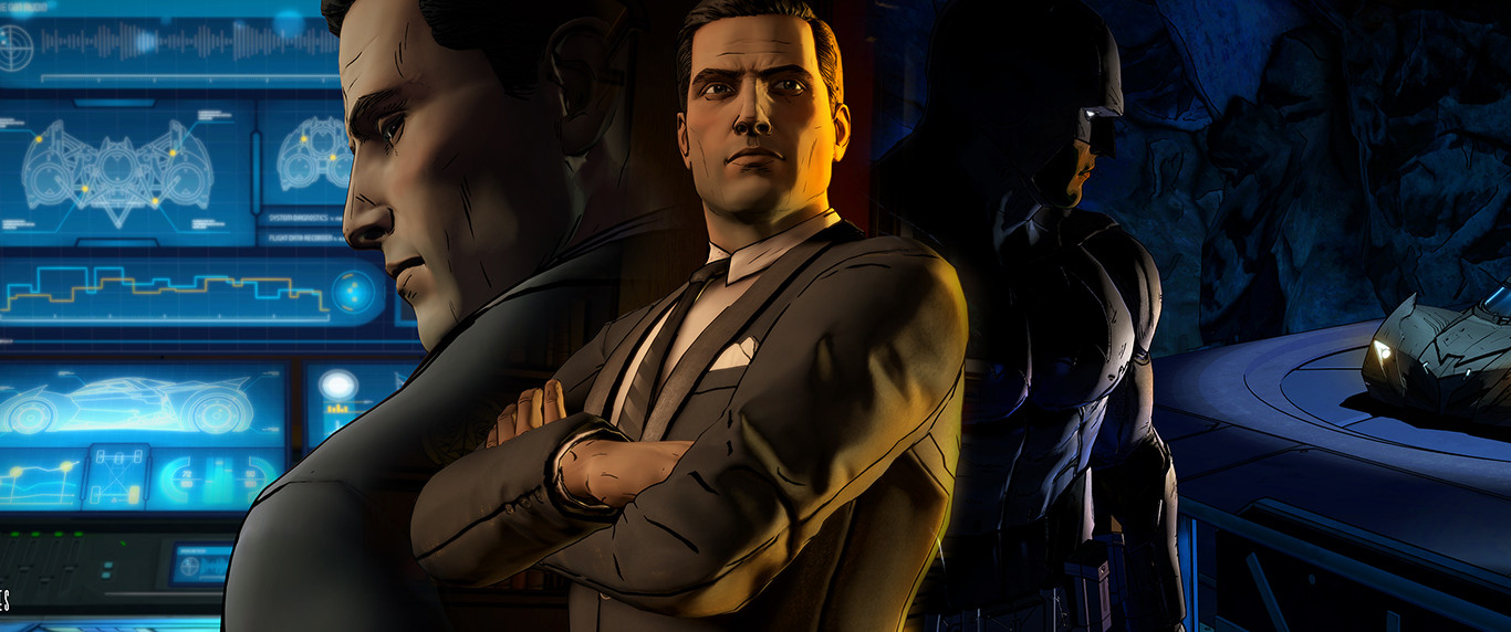 Batman - The Telltale Series E3 2016 First Look and Screenshots CMAQUEST