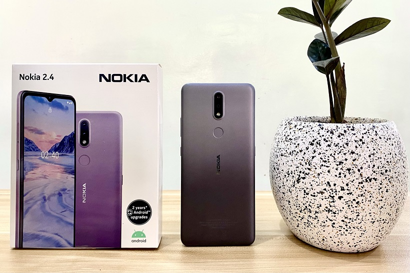 Nokia 2.4 Review + Unboxing