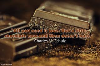 quotes tentang coklat dan artinya