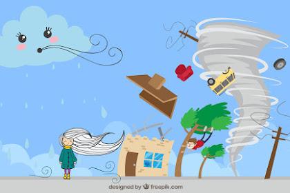 Angin Kencang di Jember Seakan Teriakan Arwah Para Gumuk