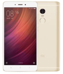 Firmware Xiaomi Redmi Note 4 MTK