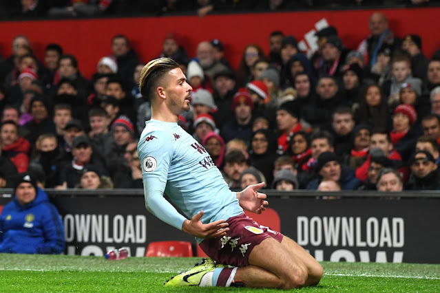 We can escape relegation - Jack Grealish
